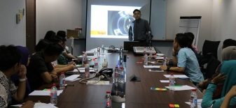 Training Salesmanship 7 Oktober 2016 PT GSPE Serpong Tangerang