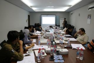 Training Salesmanship 8 Oktober 2016 PT GSPE Serpong Tangerang