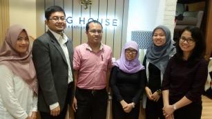 Training Salesmanship Rug House Living Jakarta