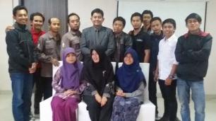 Training Becoming Salesmanship CV Sempurna Bandung