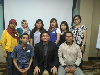 Training Team Penagihan (Debt Collection) 3 Desember 2016 Hotel Ibis Kramat Jakarta