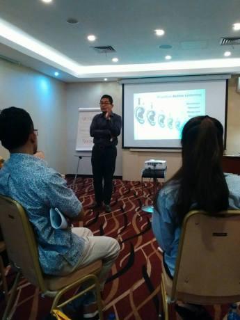Training The Art of Negotiation Skills 28 Juli 2017, Hotel Ibis Kramat Jakarta